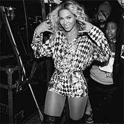 Boyonce in Balmain