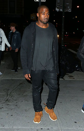 Kanye West's New Favorite Sneaker